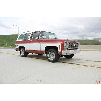 1977 Chevrolet Blazer for sale 101041675