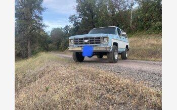 1977 Chevrolet Blazer 4WD 2-Door for sale 101561737