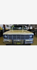 1977 Chevrolet Blazer for sale 101082245