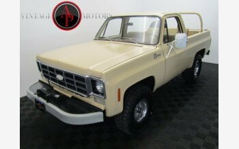 1977 Chevrolet Blazer for sale 101119852