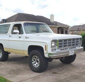 1977 Chevrolet Blazer for sale 101199995