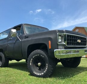 1977 Chevrolet Blazer for sale 101355373