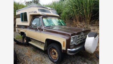 1977 Chevrolet Blazer for sale 101360788