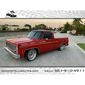 1977 Chevrolet C/K Truck for sale 101088626