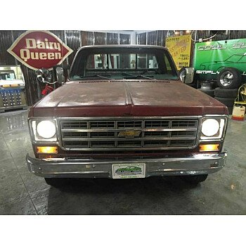 1977 Chevrolet C/K Truck for sale 101090302