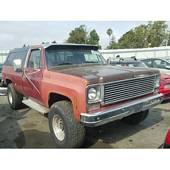 1977 Chevrolet C/K Truck for sale 101113269