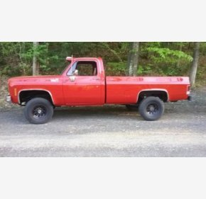 1977 Chevrolet C/K Truck for sale 100901162