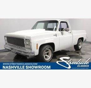 1977 Chevrolet C/K Truck Silverado for sale 101025666