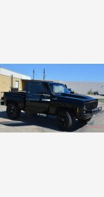 1977 Chevrolet C/K Truck Custom Deluxe for sale 101044342