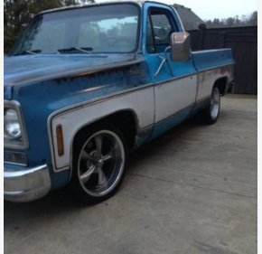 1977 Chevrolet C/K Truck Silverado for sale 101059644