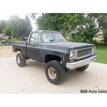 1977 Chevrolet C/K Truck for sale 101084814
