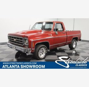 1977 Chevrolet C/K Truck for sale 101159716