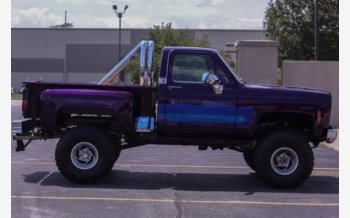 1977 Chevrolet C/K Truck for sale 101198175