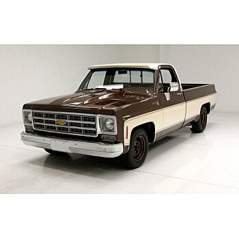 1977 Chevrolet C/K Truck for sale 101216718