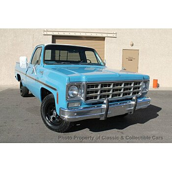 1977 Chevrolet C/K Truck Scottsdale for sale 101222965