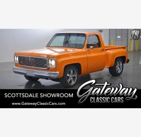 1977 Chevrolet C/K Truck for sale 101250185