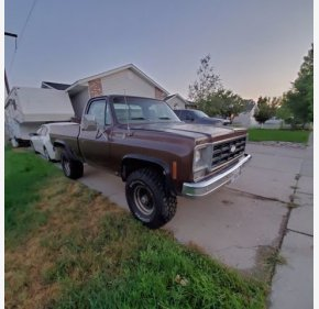 1977 Chevrolet C/K Truck for sale 101411011
