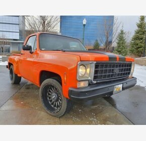1977 Chevrolet C/K Truck for sale 101438436