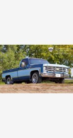 1977 Chevrolet C/K Truck for sale 101475011