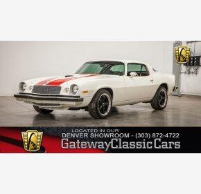 1977 Chevrolet Camaro for sale 101086621