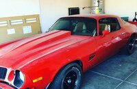 1977 Chevrolet Camaro Coupe for sale 101095612