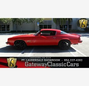 1977 Chevrolet Camaro for sale 101096952