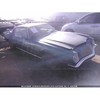 1977 Chevrolet Camaro for sale 101101766