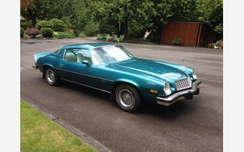1977 Chevrolet Camaro LT Coupe for sale 101274724