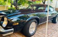 1977 Chevrolet Camaro for sale 101391272
