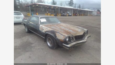1977 Chevrolet Camaro for sale 101465068