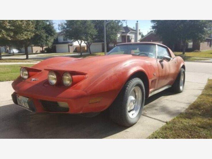 1977 Chevrolet Corvette for sale 100934547