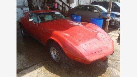 1977 Chevrolet Corvette for sale 101358521