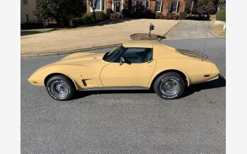 1977 Chevrolet Corvette Coupe for sale 101432244