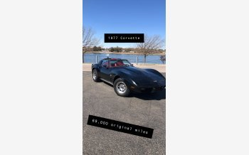 1977 Chevrolet Corvette Coupe for sale 101499569