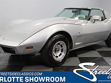 1977 Chevrolet Corvette for sale 101509285