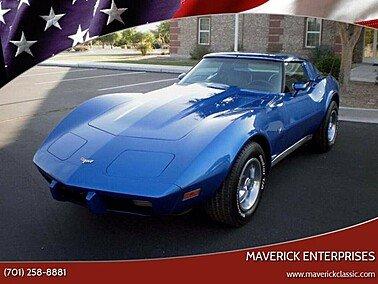 1977 Chevrolet Corvette for sale 101605090