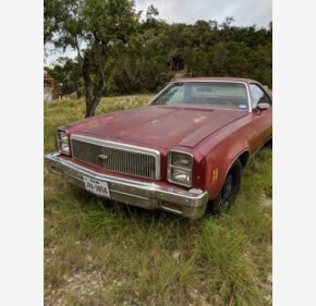 1977 Chevrolet El Camino for sale 101074674