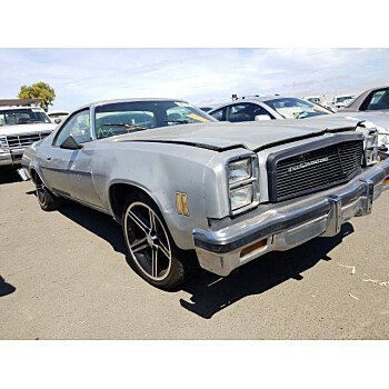 1977 Chevrolet El Camino for sale 101360203