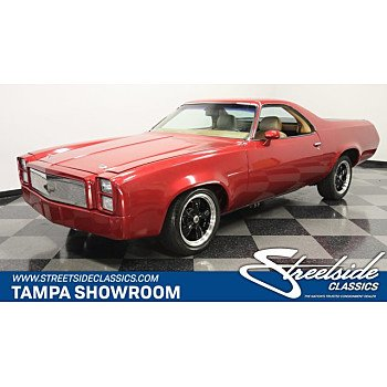 1977 Chevrolet El Camino for sale 101376930
