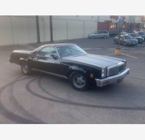 1977 Chevrolet El Camino for sale 101458024