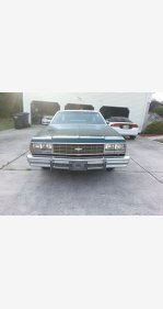 1977 Chevrolet Impala Coupe for sale 101374849