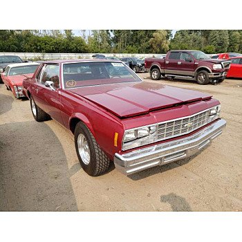 1977 Chevrolet Impala for sale 101400398