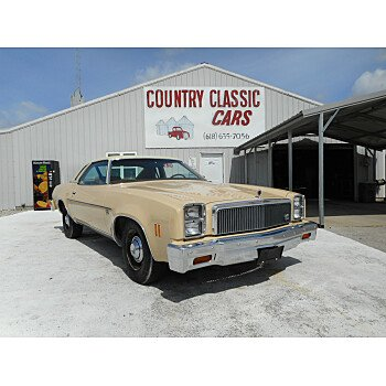 1977 Chevrolet Malibu for sale 100861862