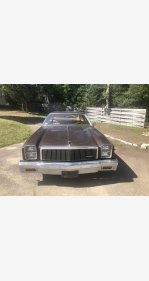 1977 Chevrolet Malibu Classic Sedan for sale 101404242