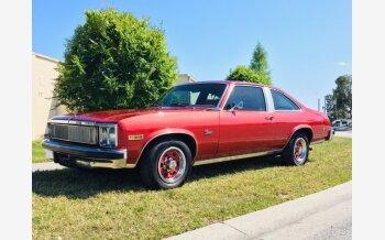 1977 Chevrolet Nova Rally for sale 101491450