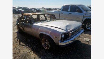 1977 Chevrolet Nova for sale 101297188