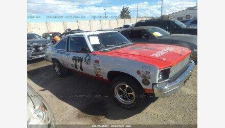 1977 Chevrolet Nova for sale 101308333