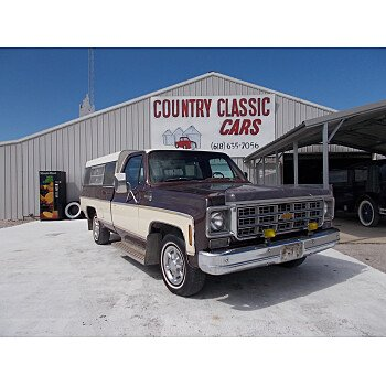 1977 Chevrolet Other Chevrolet Models for sale 100755809
