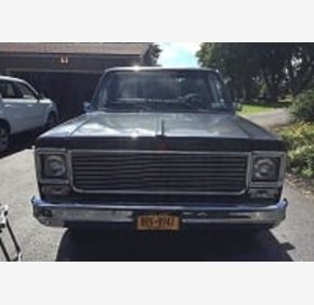 1977 Chevrolet Other Chevrolet Models for sale 100928970
