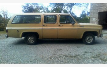 1977 Chevrolet Suburban 2WD for sale 101222488